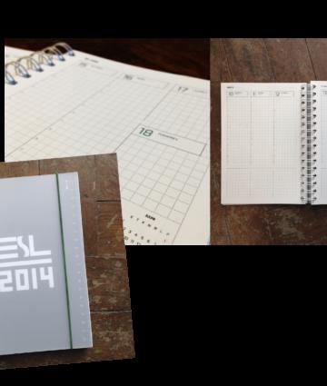 ESL kalender 2014