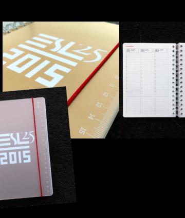 Disain ja trükk ESL kalender 2015